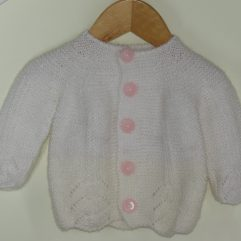 Buy Hand-knitted Off-White Sweater Online India - The Village Naturals